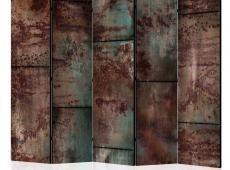 Paraván - Dark Metal Sheet II [Room Dividers]